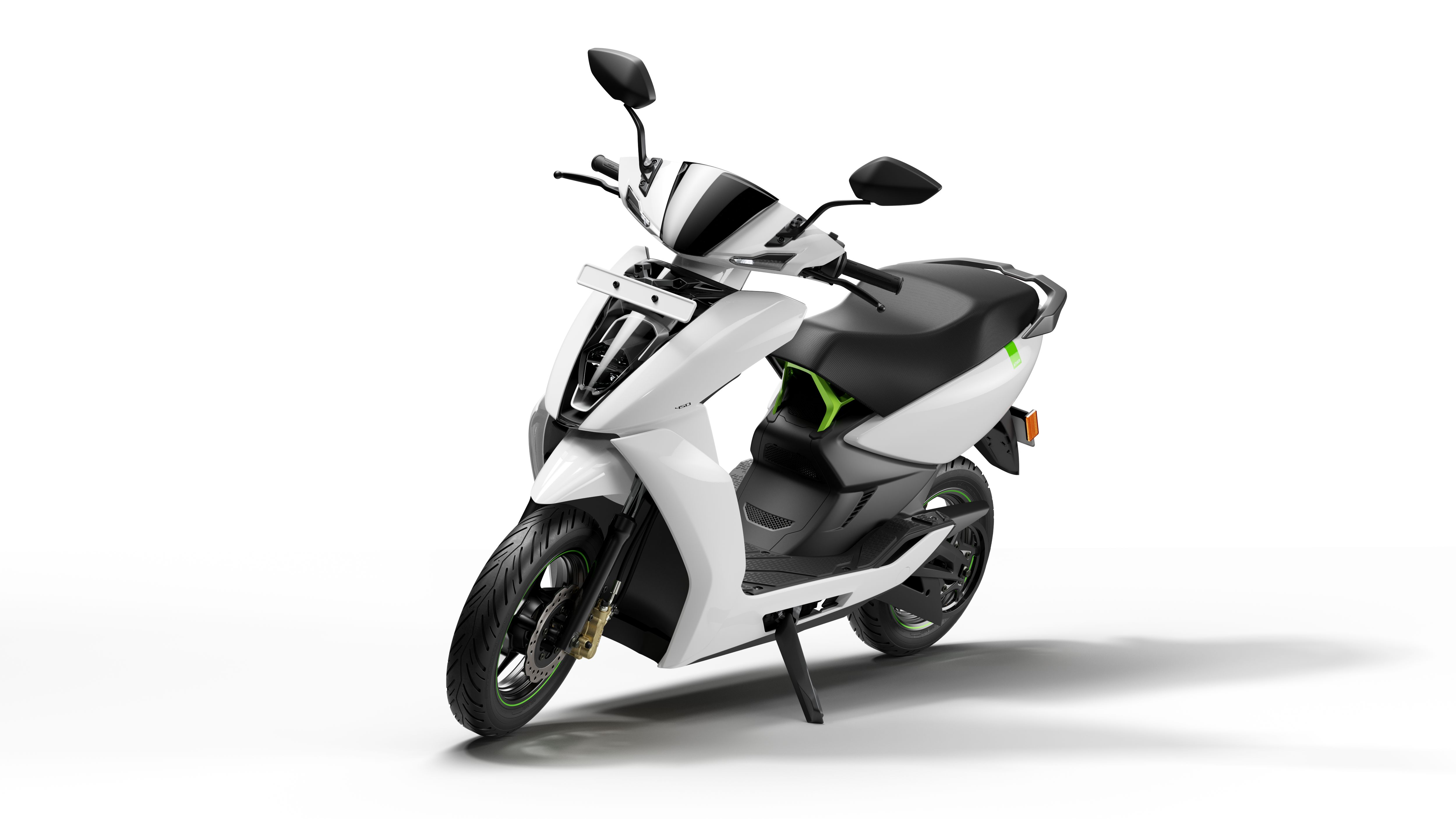 Image of Ather 450 electric scooter