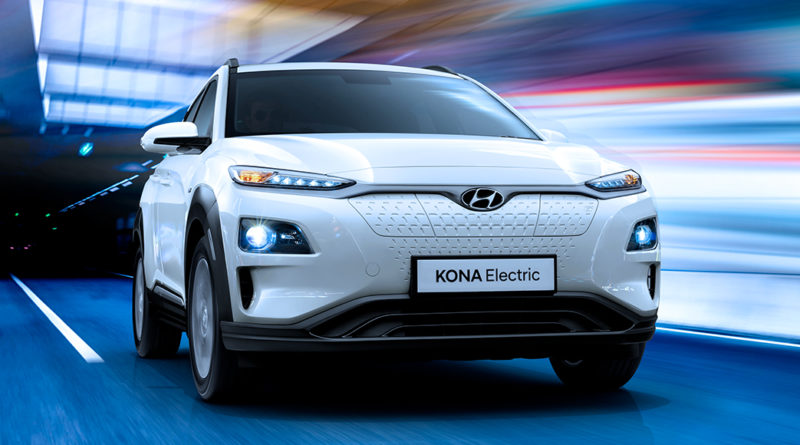 Hyundai Kona EV
