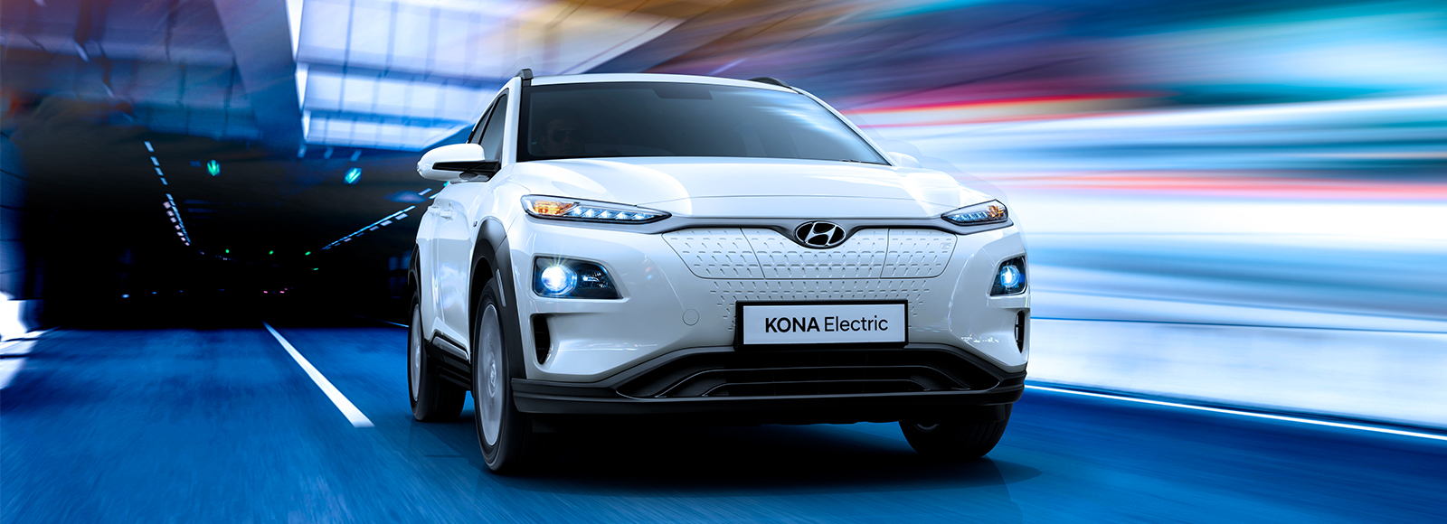 Hyundai Kona – Latest Vehicle for Government Departments
