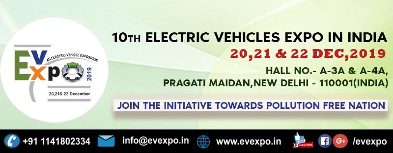 EV expo 2019