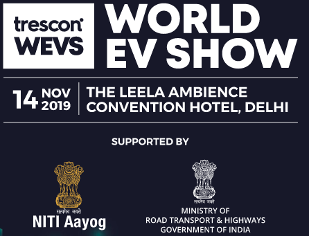 world EV show