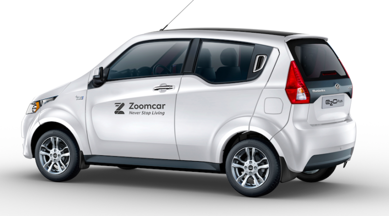 Zoomcar electric car