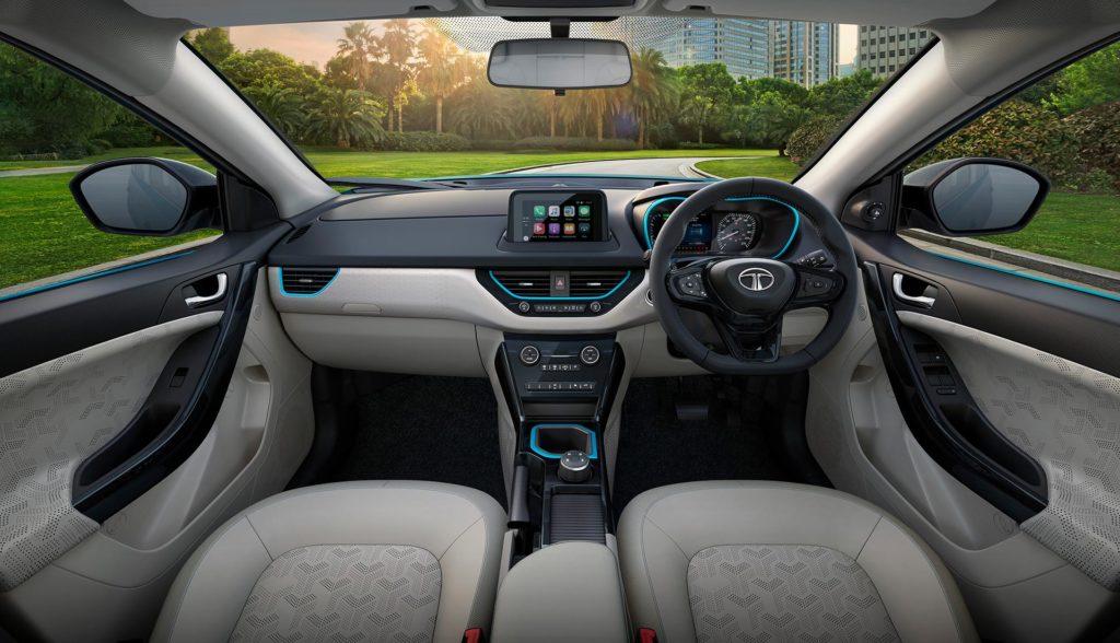 Nexon-EV-interior