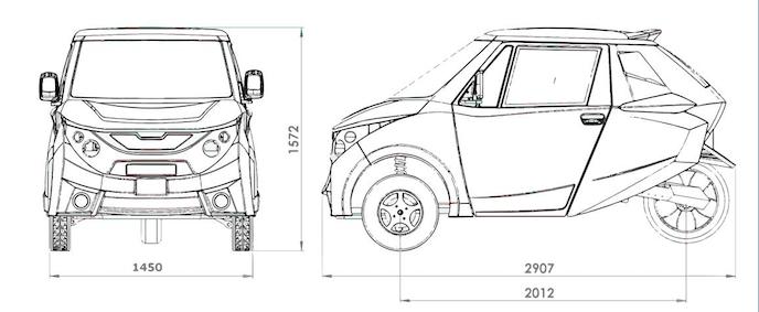 Strom R3 Sketches