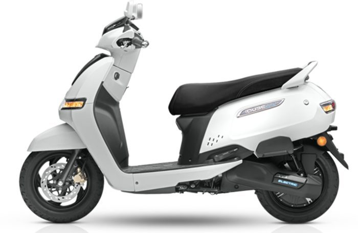 TVS iQube – first Electric scooter from TVS Motors