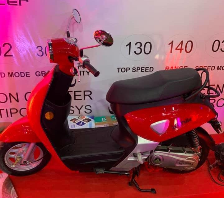 Yunik Electric scooter