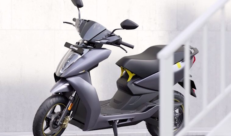 Ather 450X image