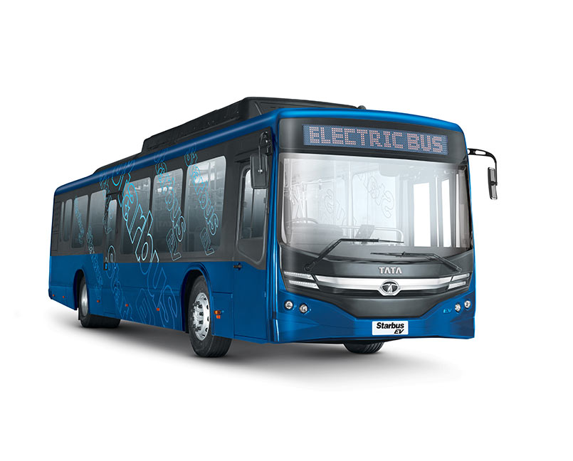 Starbus EV by Tata Motors