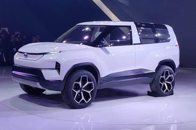 Tata Sierra EV