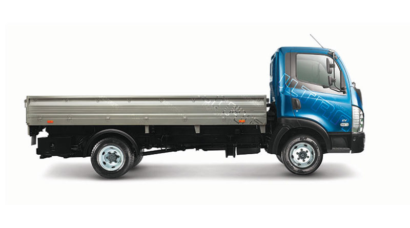 Tata Motors electric truck CV