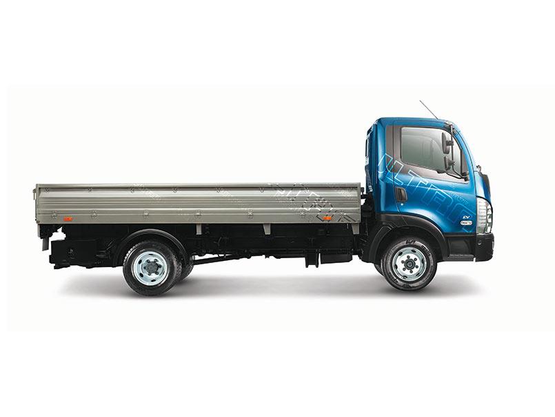 Tata Motors electric truck CV