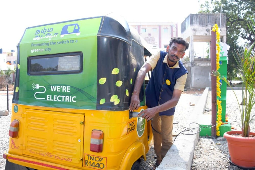 Customized financing models to electrify India's three-wheeler segment