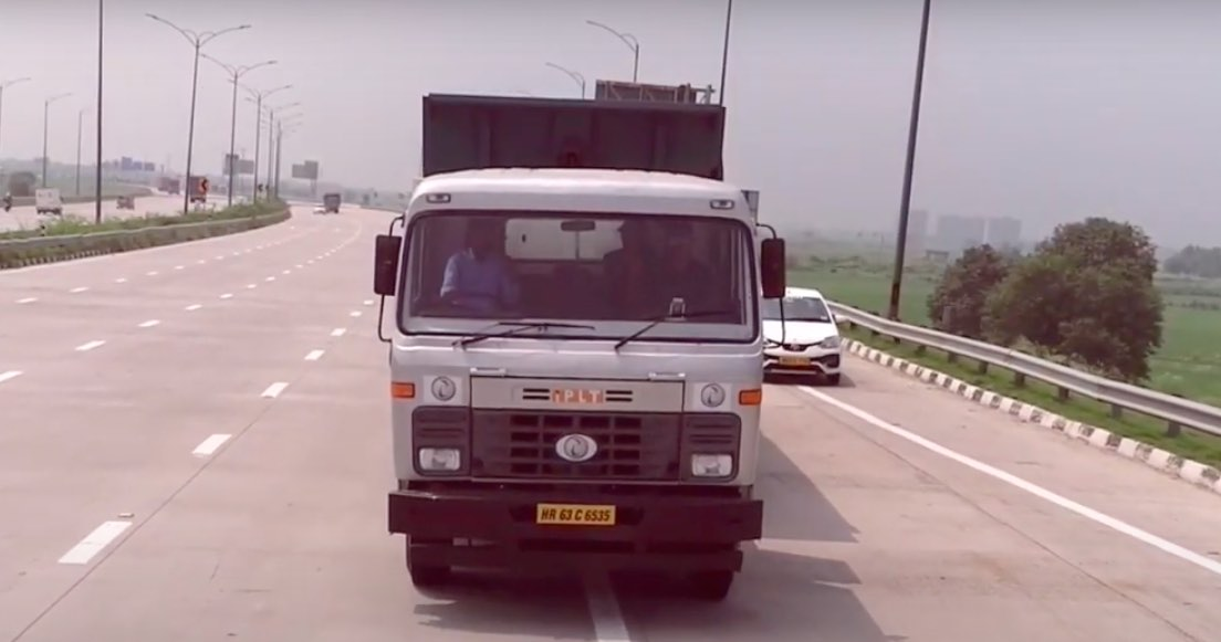 Rhino 5536 – India's first electric truck's journey so far
