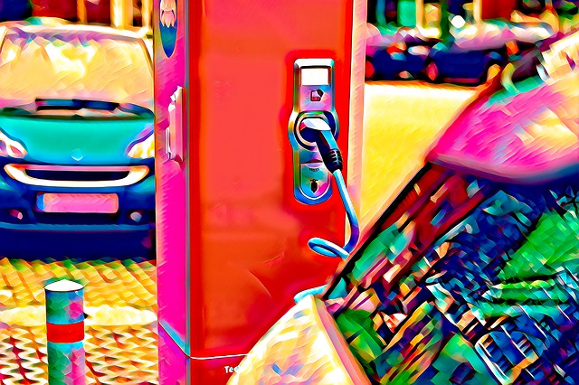 Harmonic Pollution and its relevance to EV Charging