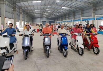 BGauss inaugurates plant for electric 2Ws in Chakan