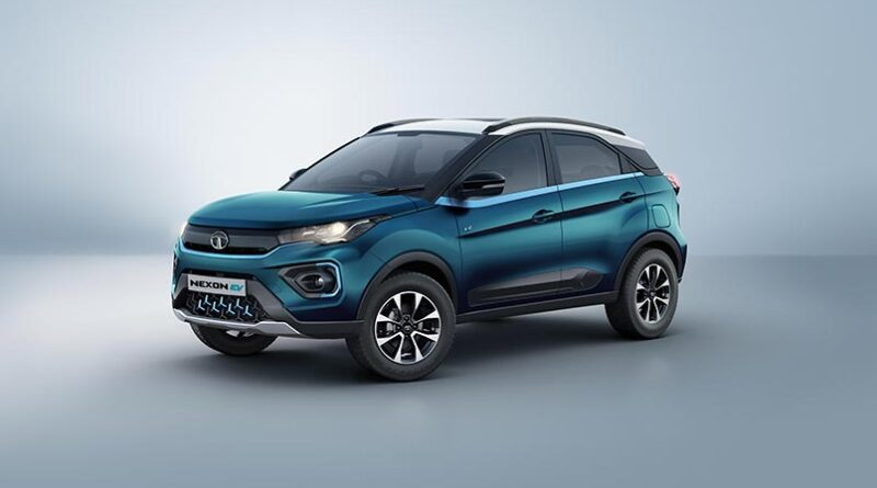 TATA Nexon EV now available on monthly subscription