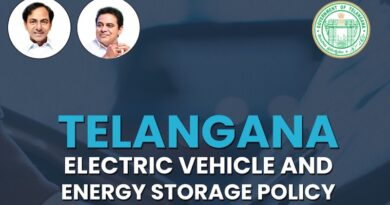 Telangana EV policy