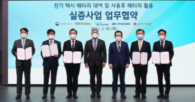 Hyundai brings multiple stakeholders together to support battery rentals for electric cars in S Korea