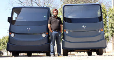 EVage gears up to launch India's first 1-ton electric delivery van