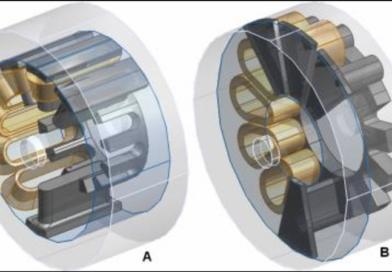 What makes axial flux motors a better solution for electric vehicles?