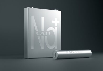 CATL unveils its first generation of sodium-ion batteries
