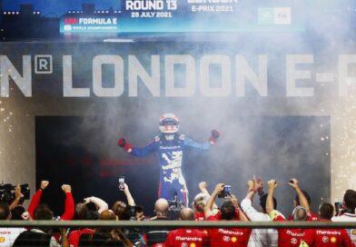 Mahindra Racing wins 2021 Formula E-prix in London