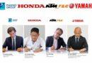 Piaggio, Honda, KTM and Yamaha set up Swappable Batteries Motorcycle Consortium